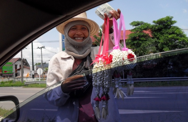 thai-flower-garland